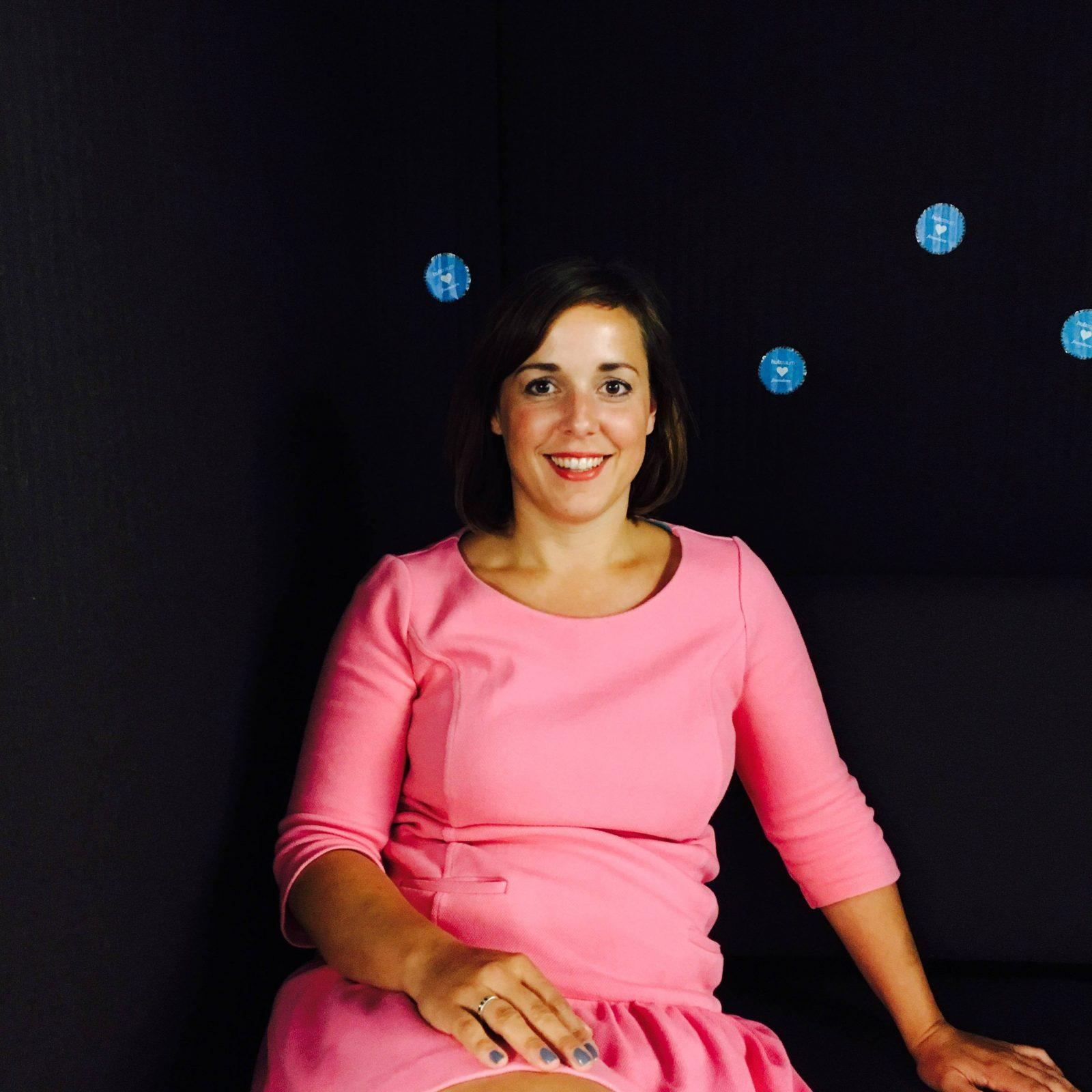 Anna Ott im Portrait