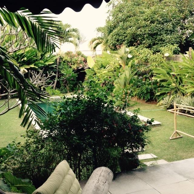 Zuhause auf Bali