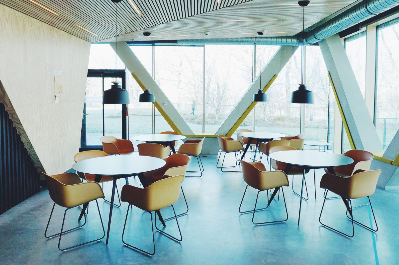 Architektur als Spiegel neuer Arbeitsmethoden: zu Besuch im SAP Innovation Center