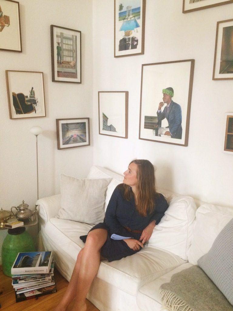 Über den Beruf als Berufung – Künstlerin Levke Leiss