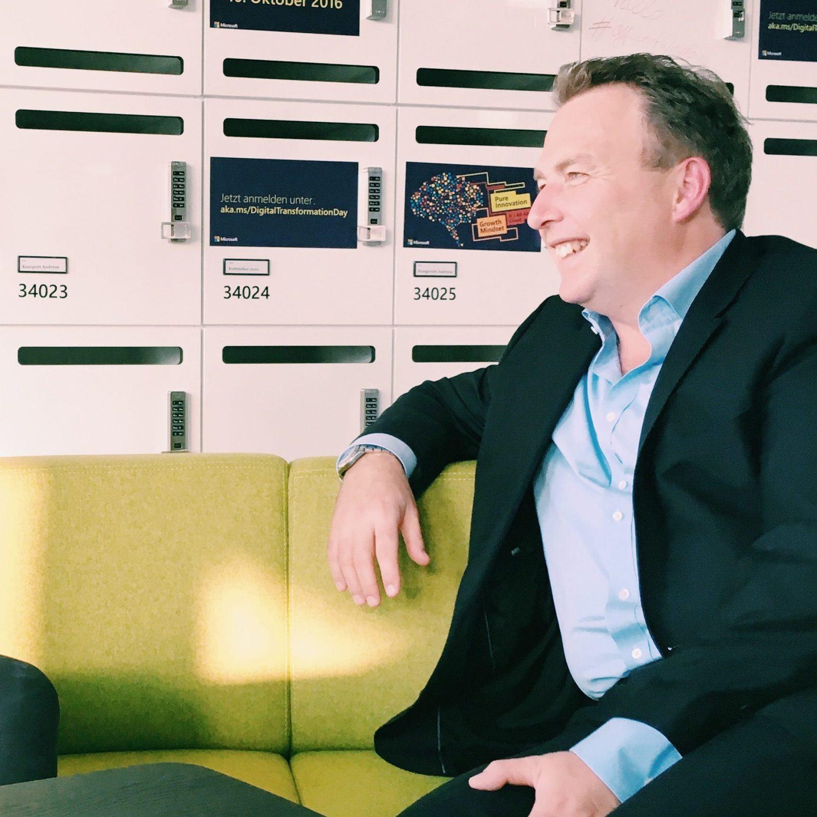 Work-Life-Flow statt Work-Life-Balance – zu Besuch bei Microsoft