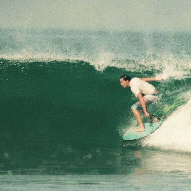 Der Arbeitstag beginnt mit Surfen