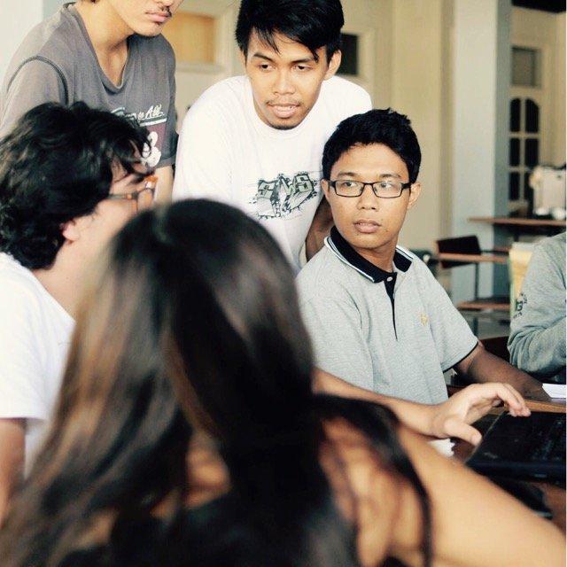 Das Team des Eco-Startups Mantra