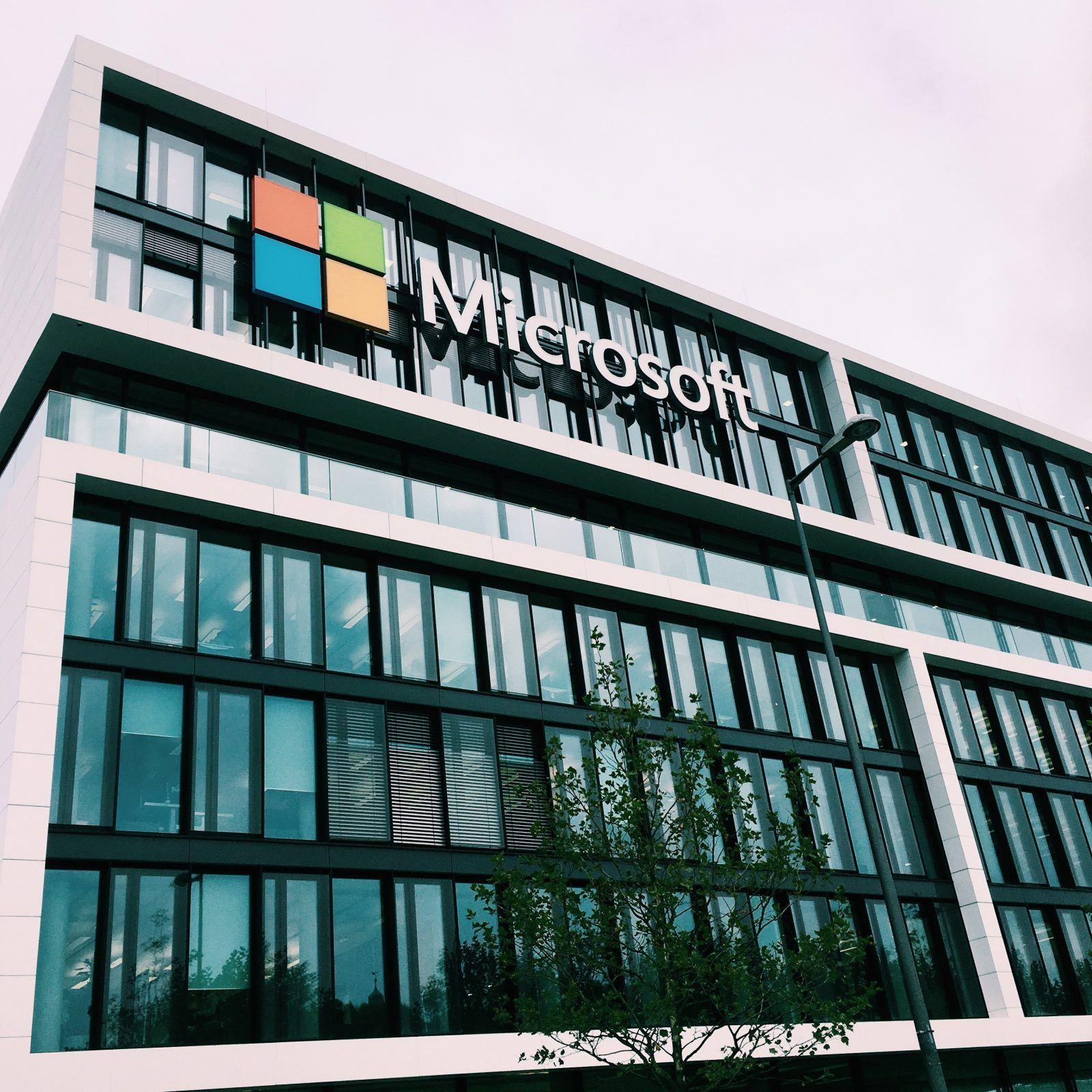 Microsoft Headquarter München Schwabing
