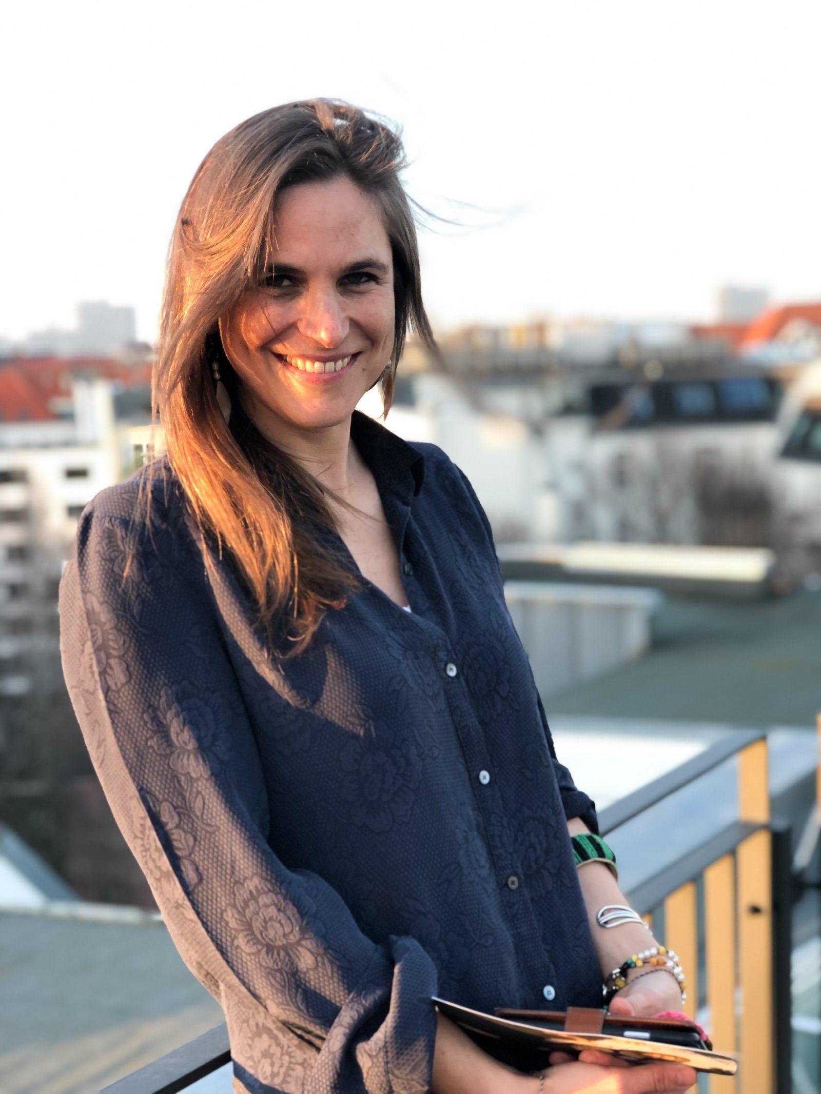 Ein Arbeitsleben auf Mission: Dokumentarfilmerin  Lucy Martens
