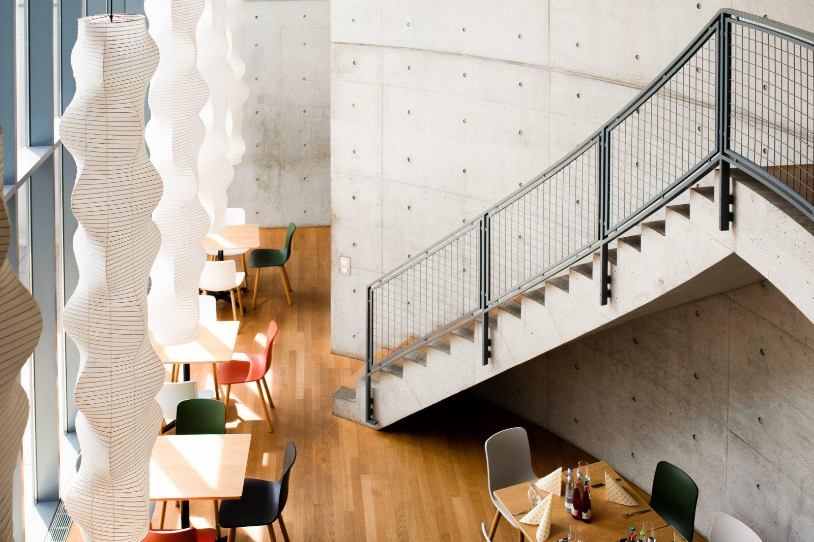 Konferenzpavillon von Tadao Ando auf dem Vitra Campus