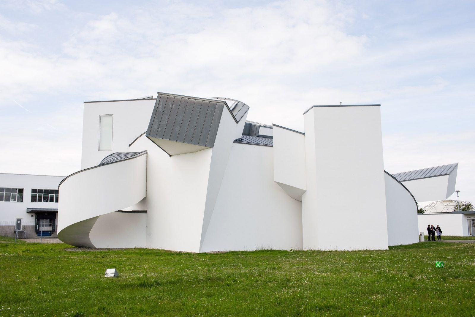 Vitra Design Museum von Frank Gehry
