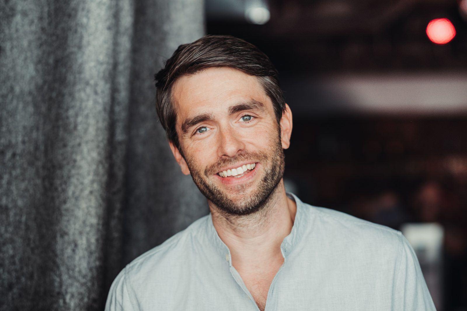 CEO Benjamin Roth
