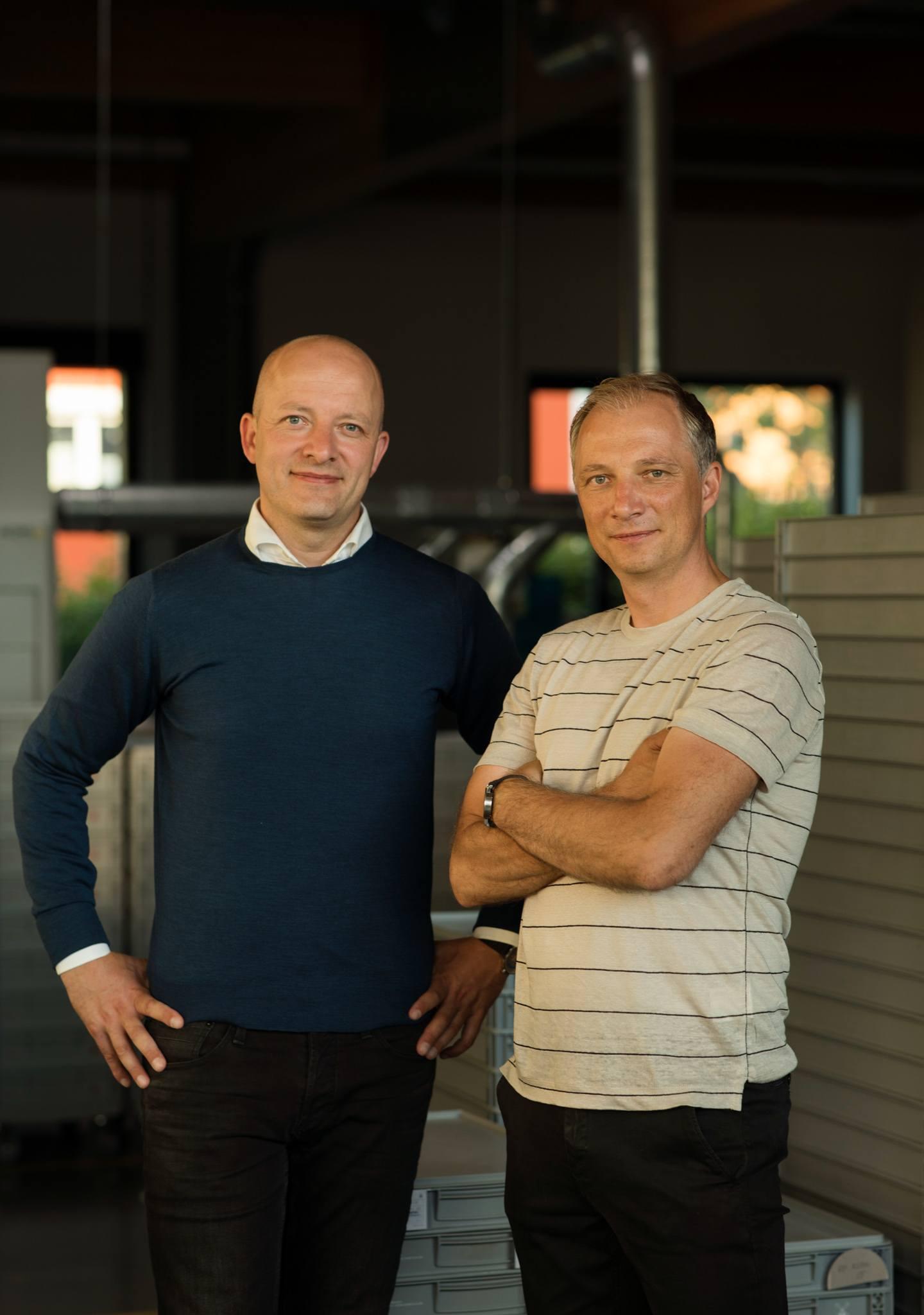 Andreas und Christian Mühle