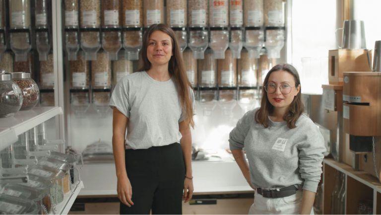"""""""Wir sind eine Bewegung"""" – Milena und Ria von Original Unverpackt über nachhaltiges und achtsames Arbeiten"""